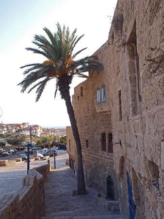 Oriental street Old Jaffa Tel Aviv Israel Stock Photo - 4032190