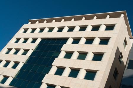Corporate modern design glass office business building center  Stock Photo - 11481785