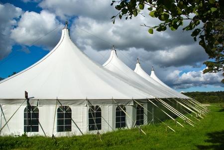 Party-Events Hochzeit Bankett-Zelt Standard-Bild - 15634419