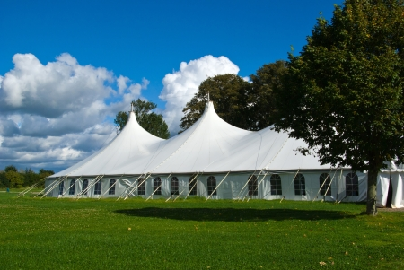Party events wedding celebration banquet tent photo