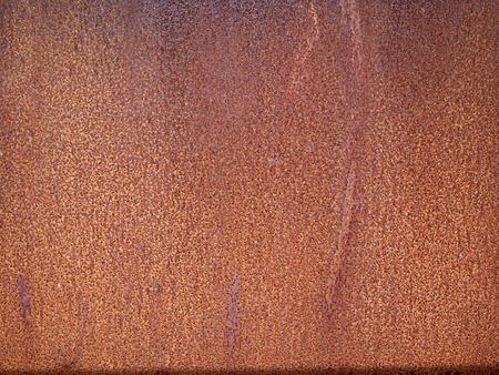 Ijzer metalen oppervlak roest beeld De textuur grote achtergrond en