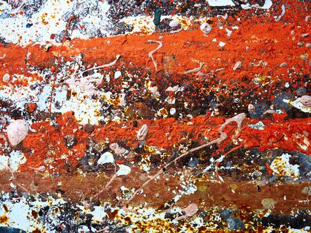 Iron metal colorful surface rust great background and texture image
