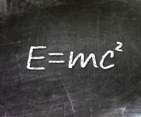 Energy formula Stock Photo - 19056566