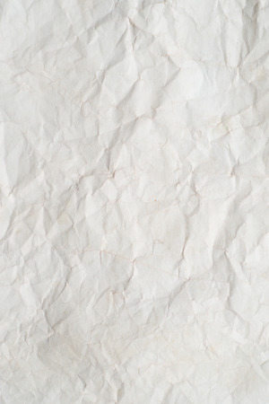 Old textured crumpled paper Stock Photo