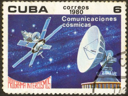 The Intercosmos was a space exploration program run by the Soviet Union to allow members from military forces of allied Warsaw Pact countries to participate in manned and unmanned space exploration missions. photo