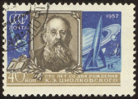 Konstantin Eduardovich Tsiolkovsky was an Imperial Russian and Soviet rocket scientist and pioneer of the astronautic theory.