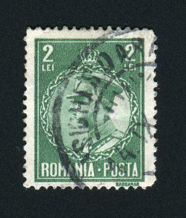 accession: ROMANIA - CIRCA 1930: Accession to the throne by King Carol II, circa 1930.