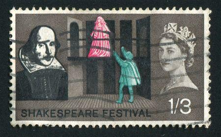 GREAT BRITAIN - CIRCA 1963: Shakespeare festival, circa 1963.