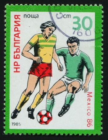 1986 World Cup Soccer Championships Mexico, circa 1985. photo
