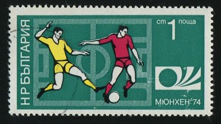 World Soccer Championship, Munich, circa 1974. photo