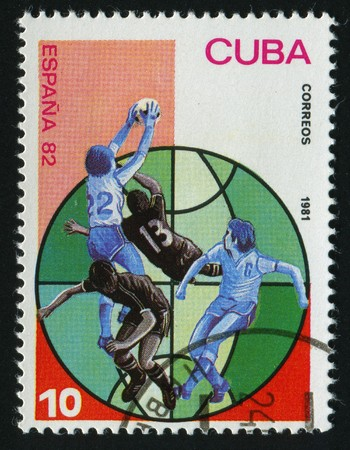 1982 World Soccer Championship, Spain, circa 1982. photo