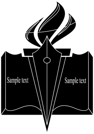 bible light: This image is a vector illustration and can be scaled to any size without loss of resolution.