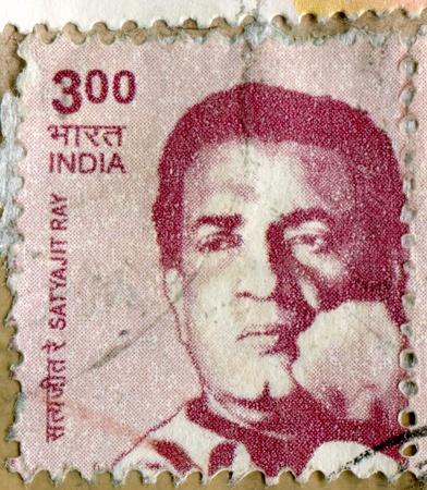 shankar: INDIA - CIRCA 2000: stamp printed by India, shows Ganesh Shankar Vidyarthi, circa 2000 Editorial