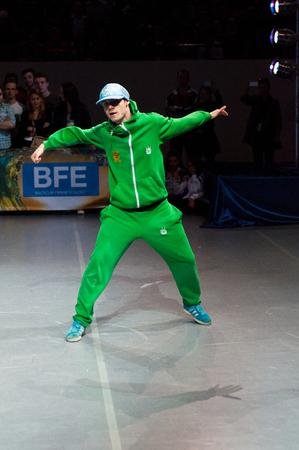 tangoing: KALININGRAD - MAY 10: European Championships in Acrobatic Rock-n-Roll, 10 May, 2014 in Kaliningrad Russia.