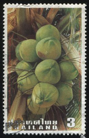 postage: RUSSIA KALININGRAD, 30 MAY 2016: stamp printed by Thailand, shows Longkong, circa 2003 Editorial