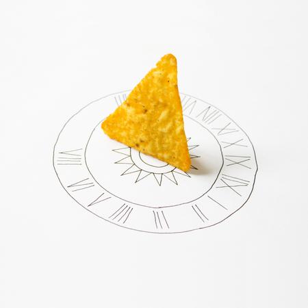 reloj de sol: Reloj de sol conceptual LANG_EVOIMAGES