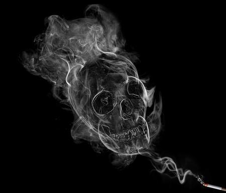 Poisoned smoke