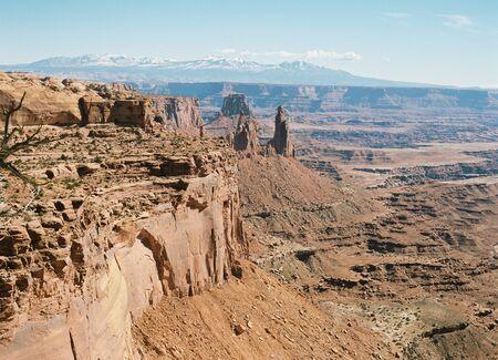 non: USA, Utah, Grand County, Moab, Canyonlands National Park LANG_EVOIMAGES