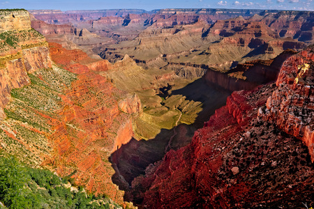 The Abyss of the Grand Canyon, Arizona, USA