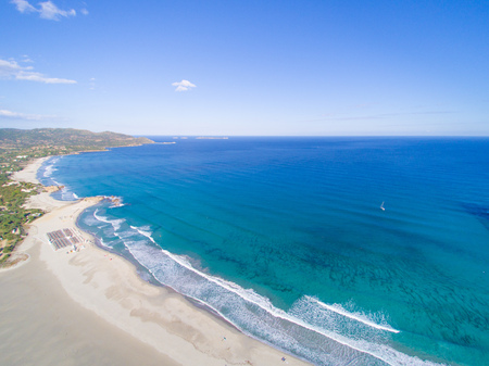 Porto giunco beach, Sardinia, Italy LANG_EVOIMAGES