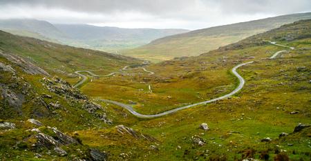 The Healy Pass, Cork, Ireland
