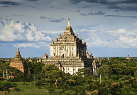 Ananda Temple, Bagan, Mandalay, Myanmar