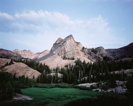 mountain Peak, Salt Lake City, Utah, America, USA LANG_EVOIMAGES