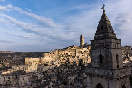 City skyline, Matera, Italy LANG_EVOIMAGES
