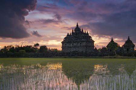 Plaosan Complex, Central Java, Indonesia