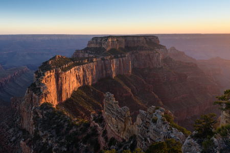 Cape Royal, Grand Canyon, Arizona, America, USA