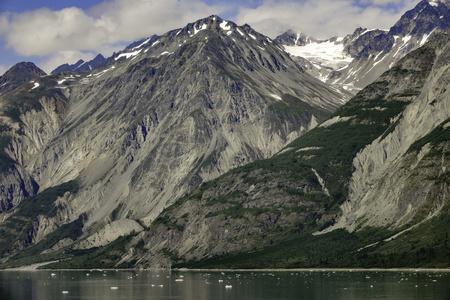 Inside Passage, Glacier Bay National Park and Preserve, Alaska, America, USA LANG_EVOIMAGES