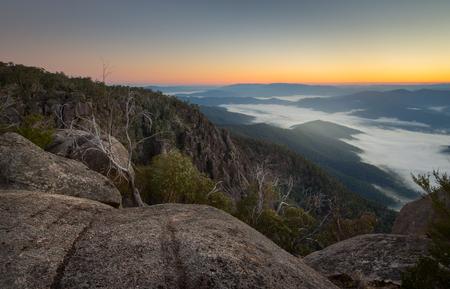 Mt Buffalo view, Melbourne, Victoria, Australia LANG_EVOIMAGES