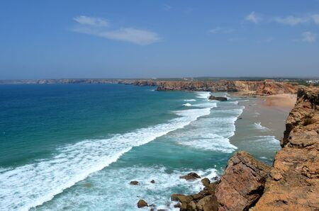 Cape St Vincent, Faro, Algarve, Portugal LANG_EVOIMAGES