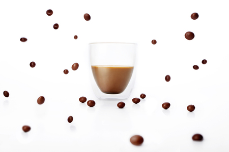 Coffee and coffee beans LANG_EVOIMAGES