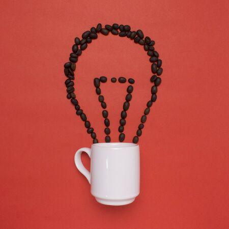 Conceptual light bulb