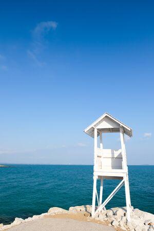 watchtower: watchtower with sea