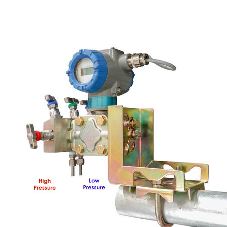 transmitter: Installation of pressure transmitter,temp transmitter