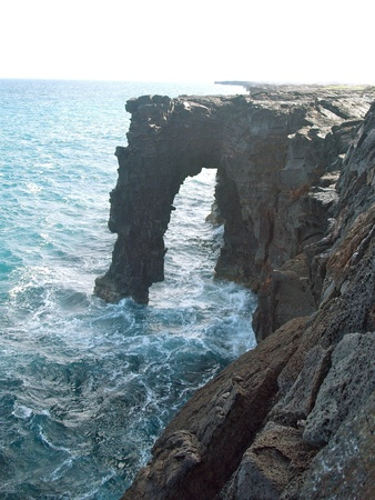 edge of cliff: Jagged Edge Cliff