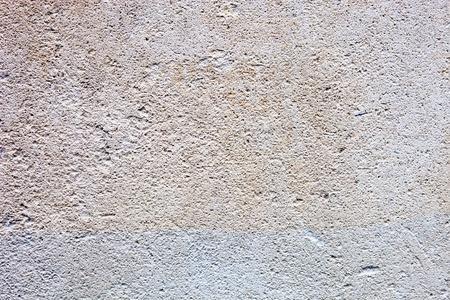 spattered: Concrete surface with rich and various texture.