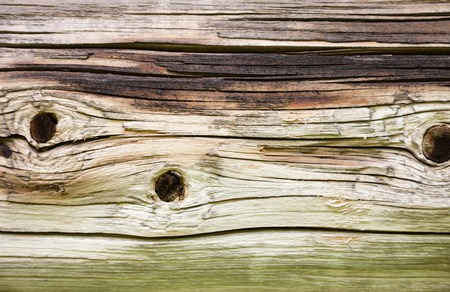 vernacular: The wall of the old log house. Wooden texture.