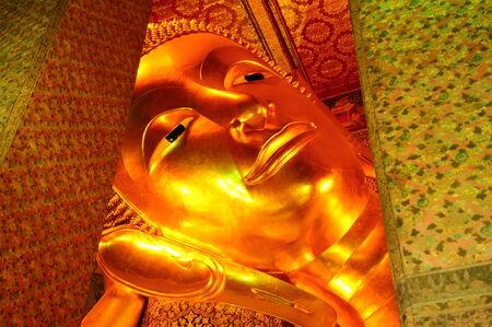 godliness: Golden Buddha Statue in Thailand