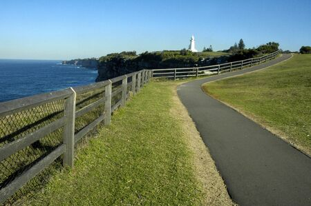 sydney lighthouse Stock Photo