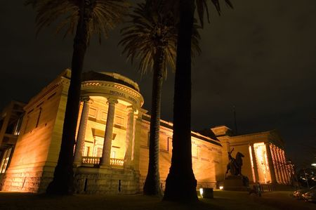 new south wales: Art Gallery of New South Wales, One of Australia�s leading art museums.