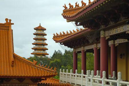 Nan Tien buddhist Temple near Sydney, Australia