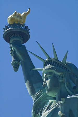 Statue of Liberty, New York, USA photo
