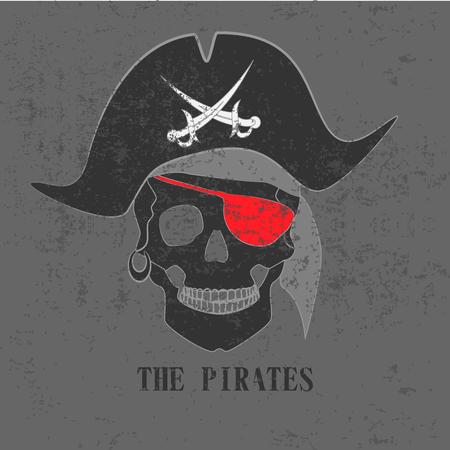freaked: The pirate skull