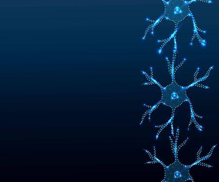 neuron star polygon