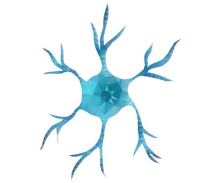 neuron illustration 일러스트