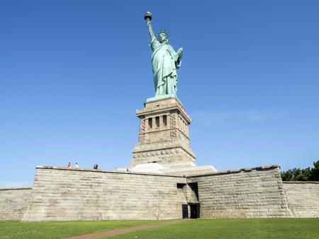 Statue of Liberty - Liberty Island, New York Harbor, NY, United States, USA