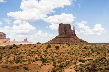 quite: Monument Valley - Arizona, AZ, USA